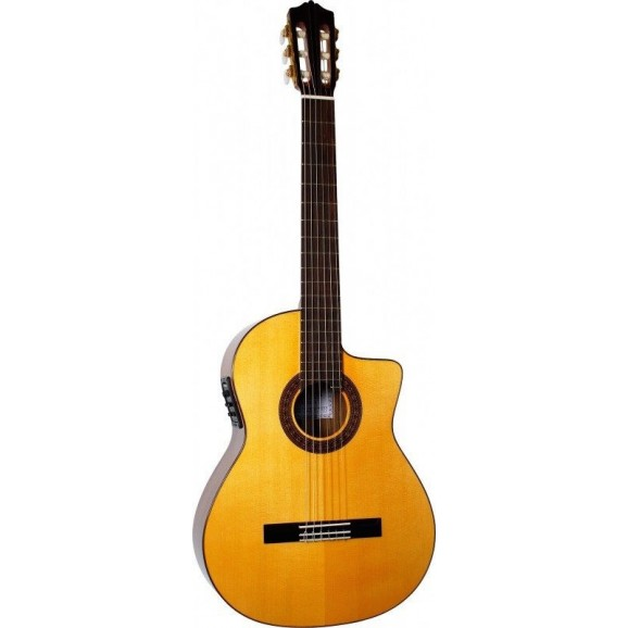 Katoh MCG115SCEQ Classical Guitar with Pickup
