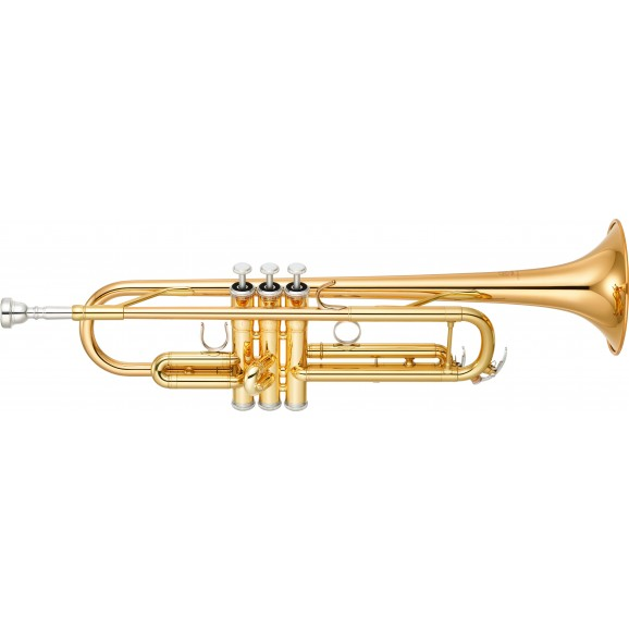 Yamaha YTR-4335GII Intermediate Bb Trumpet - Gold Lacquer