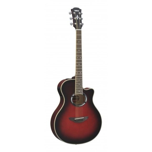 APX500III Acoustic Electric Dusk Sun Red
