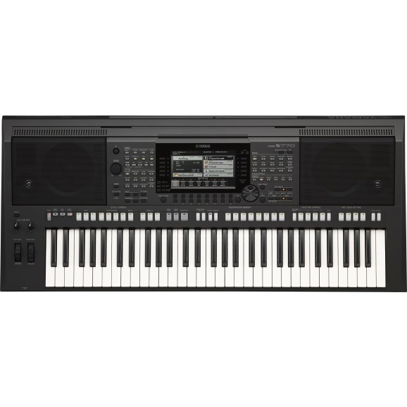 PSRS770 Arranger Workstation
