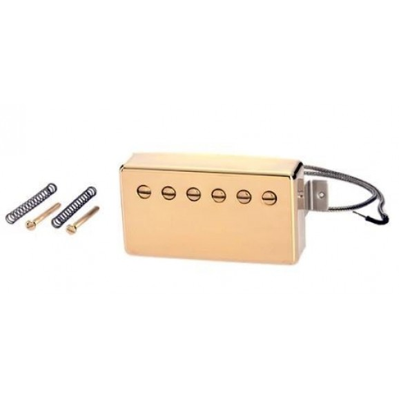 Gibson 57 Classic Humbucker Pickup with Gold Cover