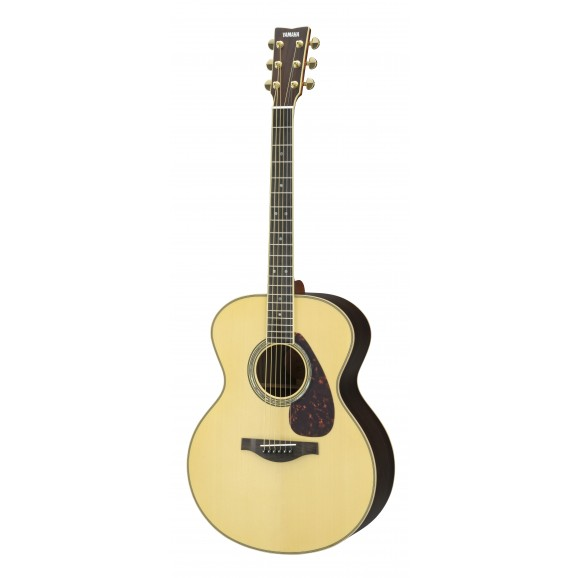 LJ16 ARE Acoustic Electric Guitar Natural