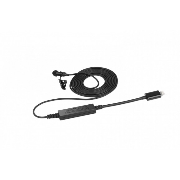 Apogee Apple Clipmic Digital - USB instrument input with headphone out for iOS, Mac & Windows