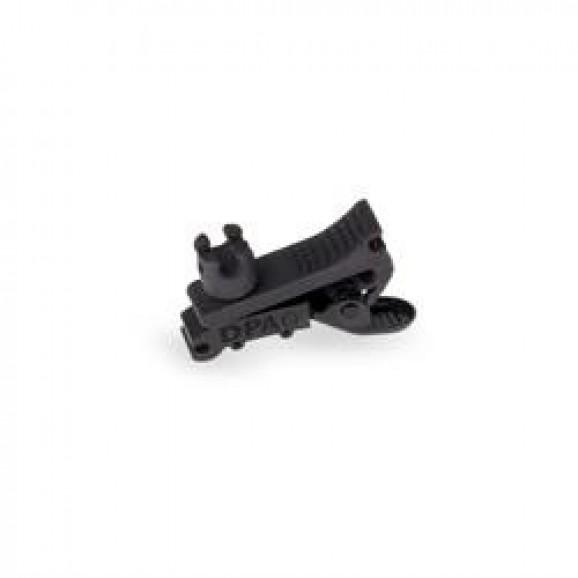 DPA Microphones - 4-way Clip, Black ( DPA SCM0013-B)