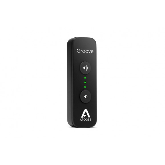 Apogee Groove - USB DAC and Headphone Amp for Mac & Windows