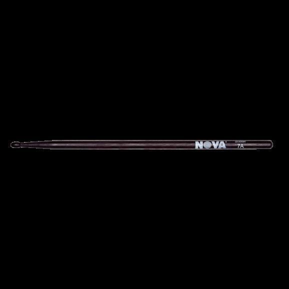 Vic Firth - 7A in black with NOVA imprint Drumsticks