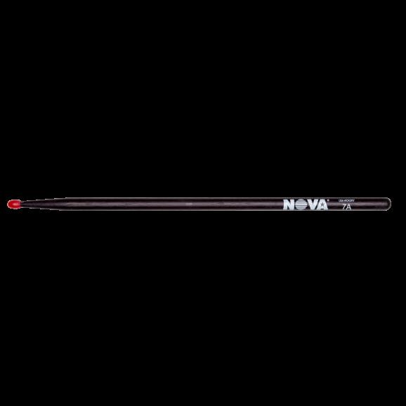 Vic Firth - 7AN in black with NOVA imprint Drumsticks