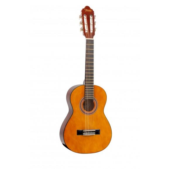 Valencia VC101 - 1/4 Size Classical Guitar - Gloss Natural