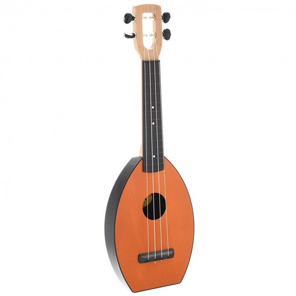 Flea Soprano Mango Ukulele with Gig Bag