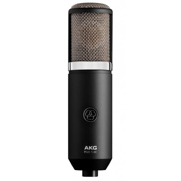 AKG P820 High Performance Dual-Capsule Tube Microphone