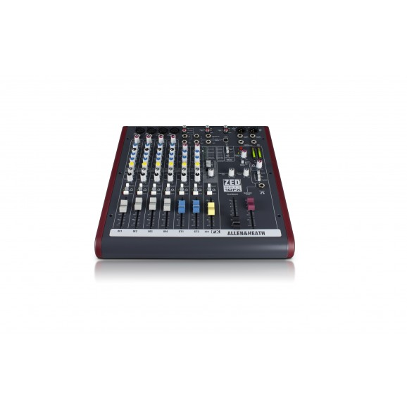 ZED60-10FX Portable Mixer