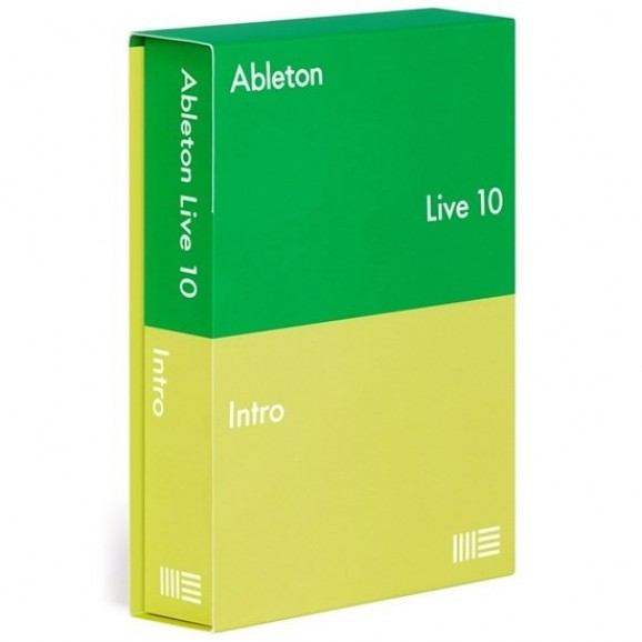 Ableton Live 10 Intro - (Serial)