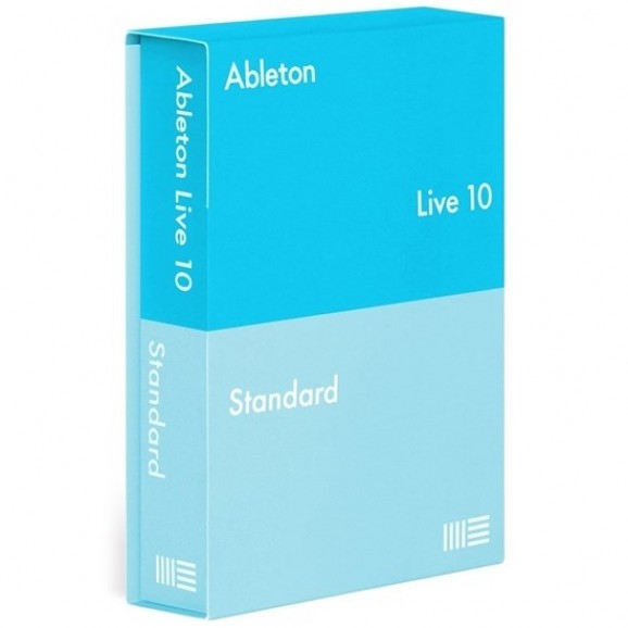 Ableton Live 10 Standard - Upgrade From Lite