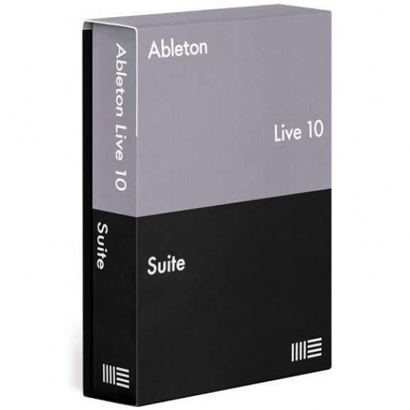 Ableton Live 10 Suite upgrade from Live Lite (Includes Max4Live)