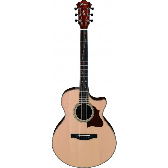 Ibanez -  AE315 NT Acoustic Guitar - Natural High Gloss - 2019