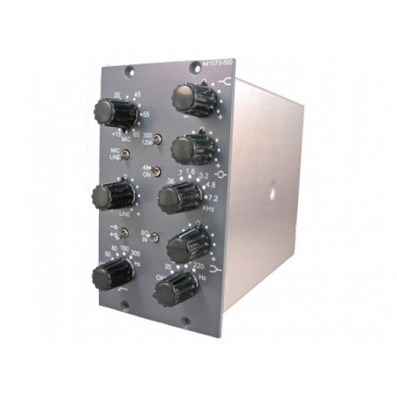 EZ1073-500 500 Series Mic Pre / EQ