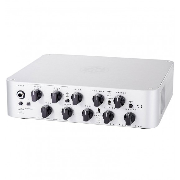 Microtubes 900 Analog Preamplifier Bass Head