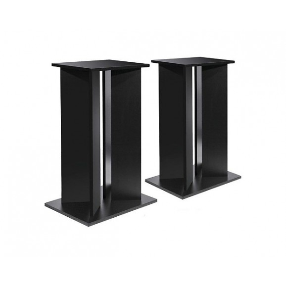 "Argosy Pair 36"" Studio Speaker Stands in Black - Pair"