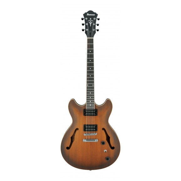 Ibanez -  AS53 TF Electric Guitar - Antique Brown Sunburst Semi Gloss - 2019