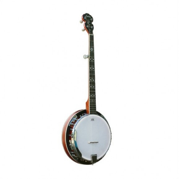 BNJ50 Five String Banjo with Hardcase and Strings!