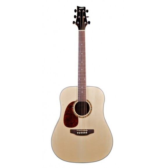 Ashton D25L Acoustic Guitar Starter Pack - Left Handed