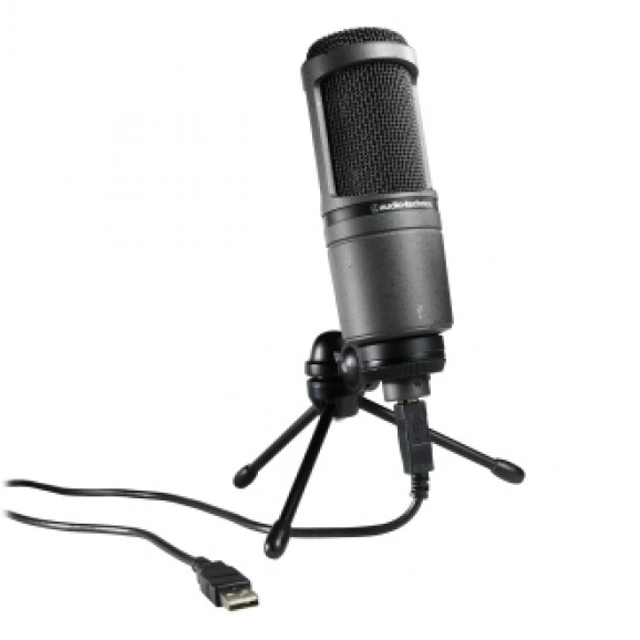 Audio Technica ATR2020 USB Condenser Microphone
