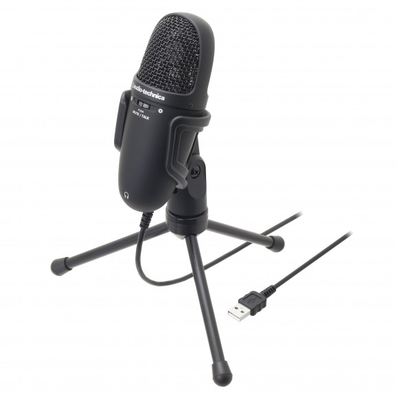 AT9934USB Cardioid Condenser Microphone