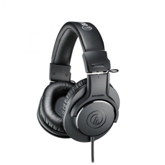 Audio Technica M20x Full Size Closed Back Headphones