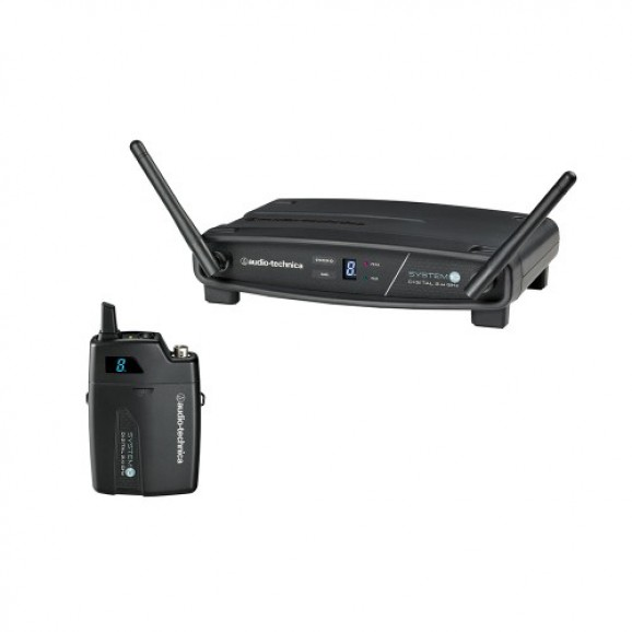 Audio Technica ATW-1101 System 10 Digital Wireless Body Pack System