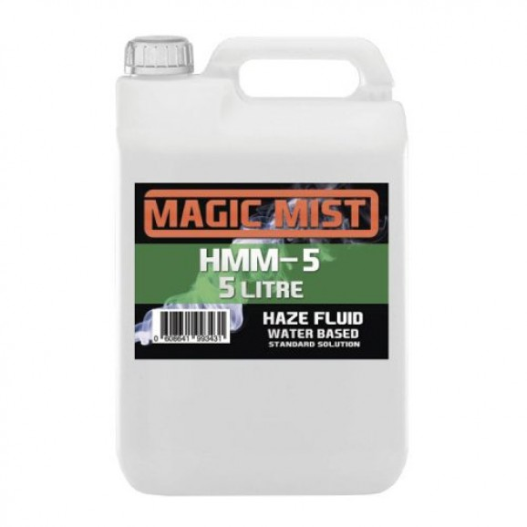 Magic Mist HMM-5 Haze Fluid 5 Litre
