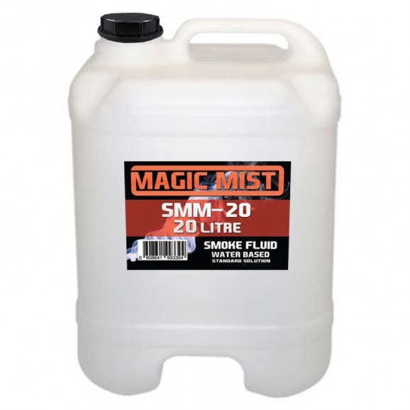 Magic Mist HMM-20 Haze Fluid 20 Litre