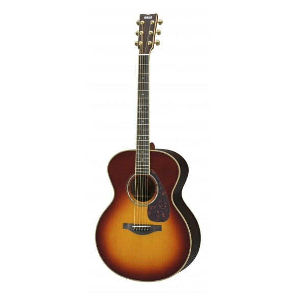 Yamaha LJ16 ARE Acoustic Electric Guitar Brown Sunburst