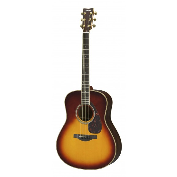 LL16 ARE Acoustic Electric Brown Sunburst