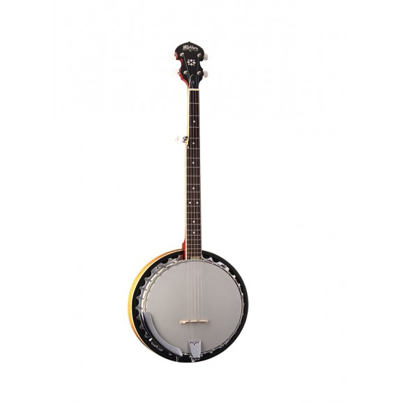 WB-B9 Banjo 5 String Sunburst Gloss