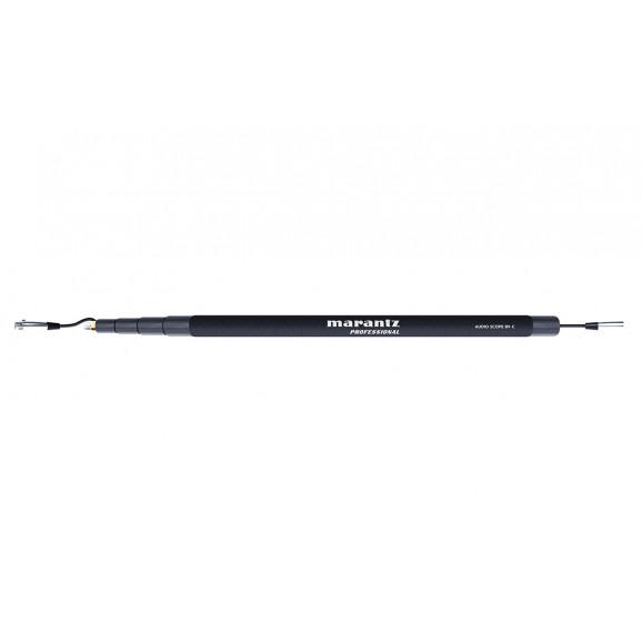 Marantz Audio Scope B9C 9-Foot Boom Pole with XLR Cable