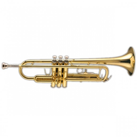 Bach Student Trumpet with 7C Mouthpiece and Hard Case
