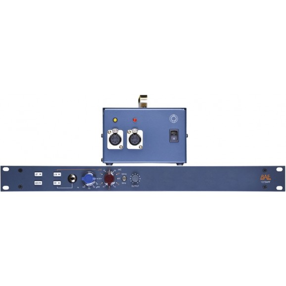 1073MPF Single Channel Rackmount Mic Preamp With Power Supply