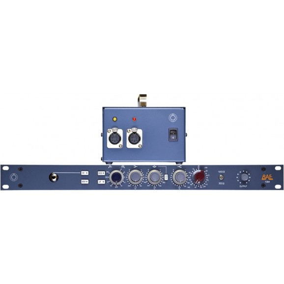 1084 1RU Rackmount Preamp With Power Supply