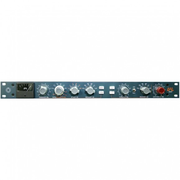 10DCF Single Channel Filter Compressor/Limiter - No Power Supply