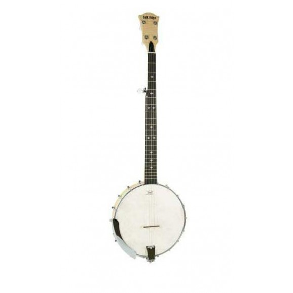 California 5 String Open Back Banjo