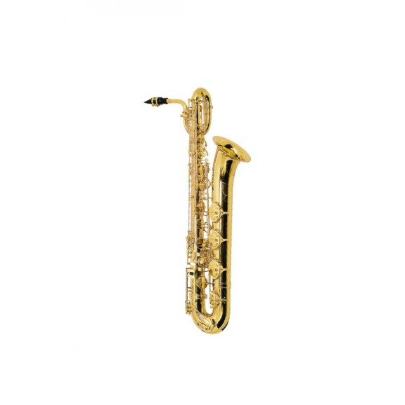 Baritone Saxophone Antique Finish Low A With High F#