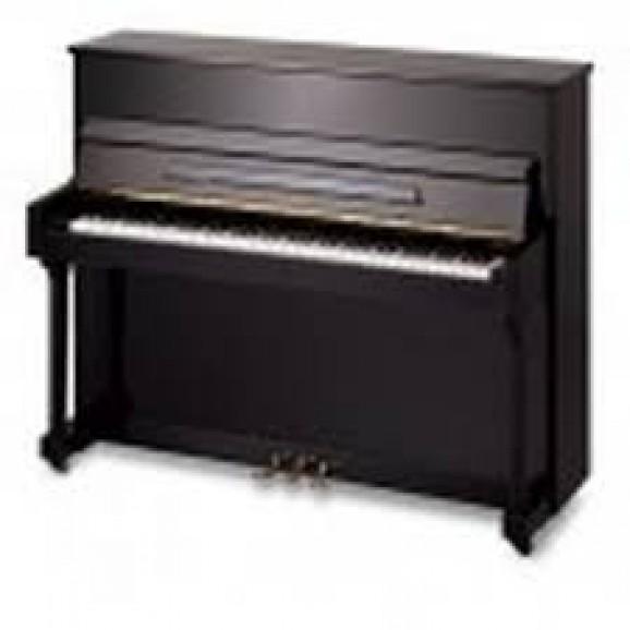 Beale UP118M 118cm Upright Piano in Dark Walnut