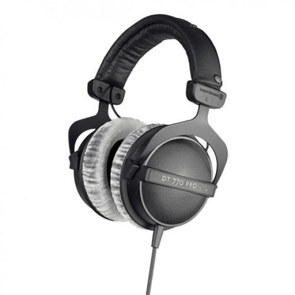 Beyerdynamic DT770 PRO Closed Studio Headphones - 250 Ohm