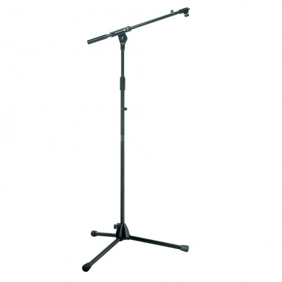 Beyerdynamic GST50038 Tall Microphone Stand with Telescopic Boom