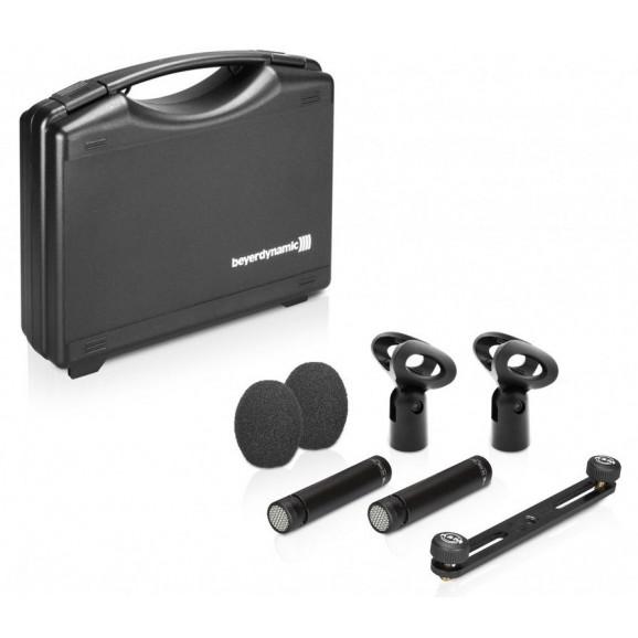 Beyerdynamic TGI53C Stereo Set Condenser Microphones for Instruments