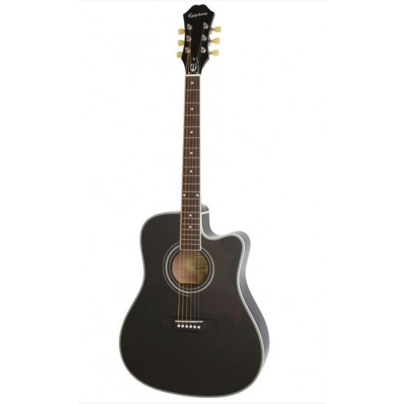 FT-350SCE Acoustic Electric Guitar