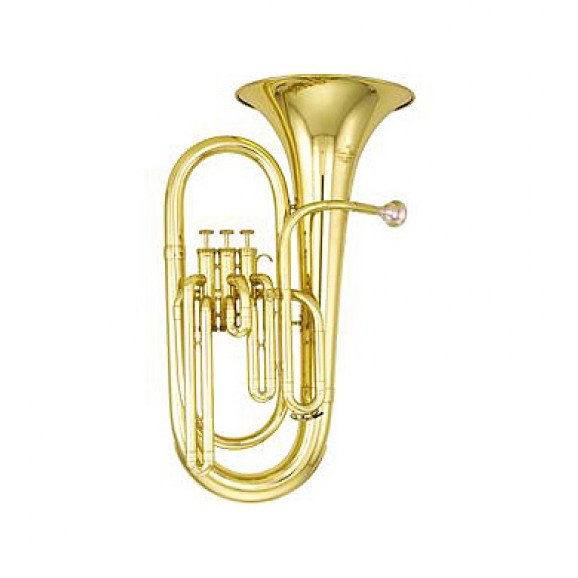 Bond Baritone Horn 3 Valve Lacquer Key Of Bb