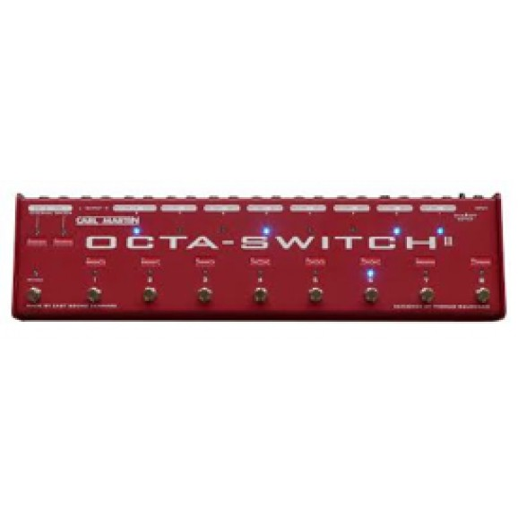 Carl Martin Octaswitch MK2 Pedal
