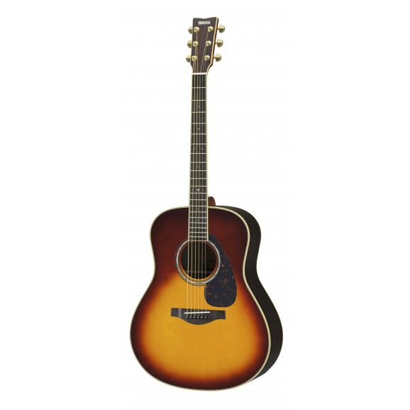 LL6-ARE Jumbo Acoustic Electric Brown Sunbust