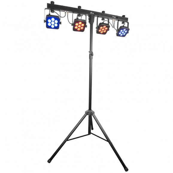 Chauvet 4BAR Tri USB Lighting System